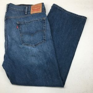 Levis Mens 559 Relaxed Fit 43.5 x 30 Red Tab